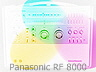 National Panasonic RF 8000